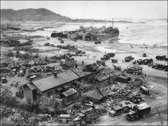 korejski rat slika