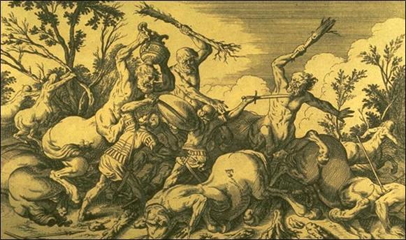 kentauri slika